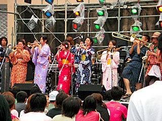SUMMER PANIC'08 by BIG×BAND部